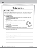 Test Prep Level 6: The War Goes On Comprehension and Critical Thinking