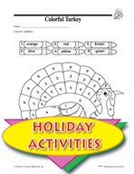 Thanksgiving Candle Holder and Other Art Activities
