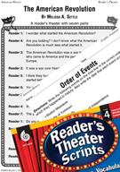 The American Revolution Reader's Theater Script and Lesson