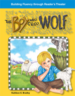 The Boy Who Cried Wolf - Reader's Theater Script and Fluency Lesson