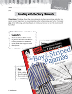 The Boy in the Striped Pajamas Studying the Story Elements