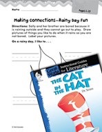 The Cat in the Hat Making Cross-Curricular Connections (Gr