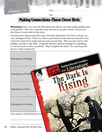 The Dark Is Rising Making Cross-Curricular Connections (Great Works Series)