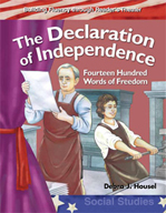 The Declaration of Independence - Reader's Theater Script and Fluency Lesson