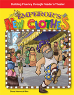 The Emperor's New Clothes - Reader's Theater Script and Fl