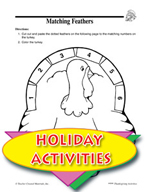 The First Thanksgiving, Thankful Certificates and Other Art Activities