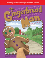 The Gingerbread Man - Reader's Theater Script and Fluency Lesson