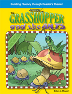The Grasshopper and the Ants - Reader's Theater Script and Fluency Lesson