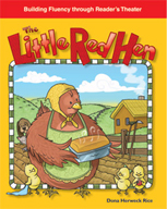 The Little Red Hen - Reader's Theater Script and Fluency Lesson