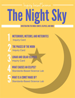 The Night Sky - Investigating the Moon, Comets, Eclipses,