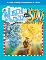 The North Wind and the Sun - Reader's Theater Script and Fluency Lesson