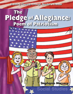 The Pledge of Allegiance - Reader's Theater Script and Fluency Lesson