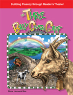 The Three Billy Goats Gruff - Reader's Theater Script and Fluency Lesson