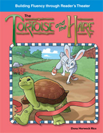 The Tortoise and the Hare - Reader's Theater Script and Fl
