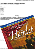 The Tragedy of Hamlet - Reader's Theater Script and Fluency Lesson