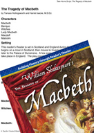 The Tragedy of Macbeth - Reader's Theater Script and Fluency Lesson