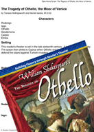 The Tragedy of Othello - Reader's Theater Script and Fluency Lesson