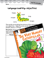 The Very Hungry Caterpillar Language Learning Activities (