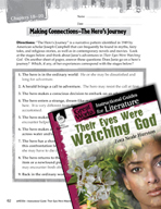 Their Eyes Were Watching God Making Cross-Curricular Connections (Great Works Series)