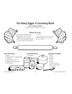 Too Many Eggs - A Counting Book: Deviled Eggs Recipe