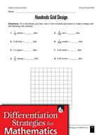 Using Manipulatives - Calling All Fractions, Decimals, and Percents!