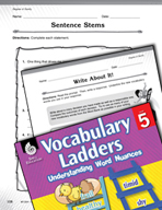 Vocabulary Ladder for Degree of Sanity
