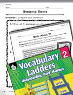 Vocabulary Ladder for Destroying