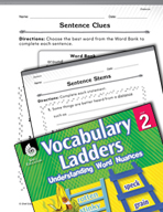 Vocabulary Ladder for Distance