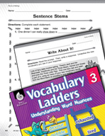 Vocabulary Ladder for Force of Eating