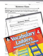 Vocabulary Ladder for Intelligence