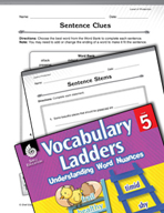 Vocabulary Ladder for Level of Protection