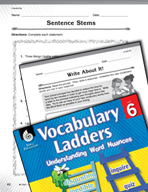 Vocabulary Ladder for Likeability