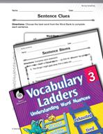 Vocabulary Ladder for Moving Something