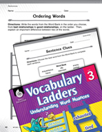 Vocabulary Ladder for Relationships