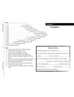 Vocabulary Word Steps (Set 1)
