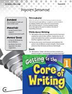 Writing Lesson Level 1 - Increasing Sentence Lengths