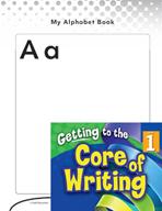 Writing Lesson Level 1 - Making Alphabet Books