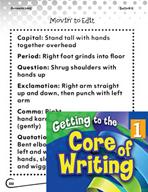 Writing Lesson Level 1 - Sentence Beginnings and Endings