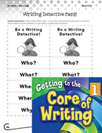 Writing Lesson Level 1 - Using Questions to Improve Sentences