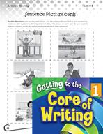 Writing Lesson Level 1 - Writing Sentences