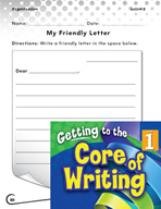 Writing Lesson Level 1 - Writing a Letter