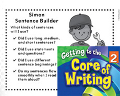 Writing Lesson Level 2 - Adding Details to Sentences