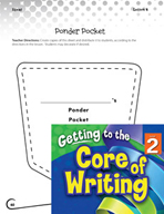 Writing Lesson Level 2 - Gathering Ideas for Writing