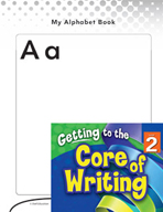 Writing Lesson Level 2 - Making Alphabet Books