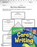 Writing Lesson Level 2 - Organizing a Story!