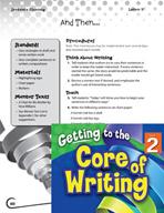 Writing Lesson Level 2 - Sentence Beginnings
