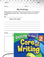 Writing Lesson Level 2 - Using Emotions in Writing