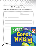 Writing Lesson Level 2 - Writing a Letter