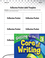 Writing Lesson Level 3 - Collecting Ideas