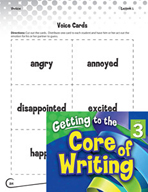 Writing Lesson Level 3 - How Do You Feel?